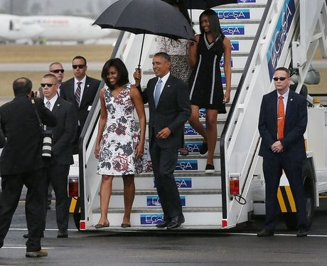 Khoanh khac ngot ngao cua 'ong ba Obama' trong 24 nam 'chung doi' - Anh 5