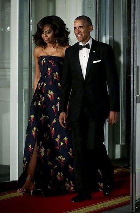 Khoanh khac ngot ngao cua 'ong ba Obama' trong 24 nam 'chung doi' - Anh 6