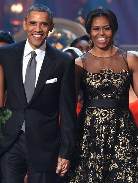 Khoanh khac ngot ngao cua 'ong ba Obama' trong 24 nam 'chung doi' - Anh 8