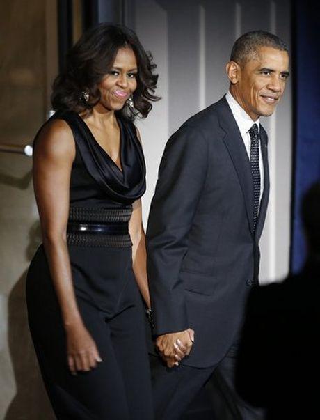 Khoanh khac ngot ngao cua 'ong ba Obama' trong 24 nam 'chung doi' - Anh 9