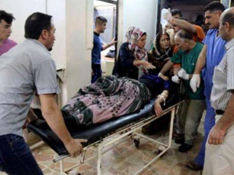 Syria: IS danh bom tiec cuoi o Hasakah, hon 20 nguoi thiet mang - Anh 1