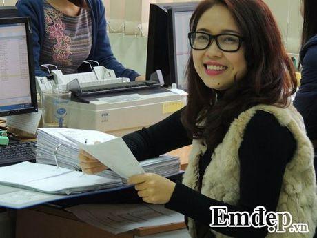 Hotgirl 1m49 'gay thuong nho' vi 3 vong boc lua - Anh 1