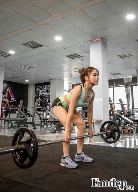 Hotgirl 1m49 'gay thuong nho' vi 3 vong boc lua - Anh 4