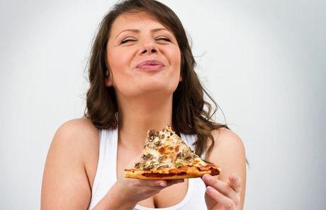 Kho tin: An pizza de giam can hieu qua - Anh 2