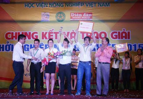 Khoi nghiep Nong nghiep 2016: Tang toc ve dich - Anh 1
