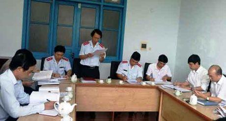 Thai Binh: Kien nghi xu ly gan 12,4 ty dong vi pham - Anh 1