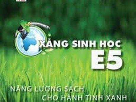 """Tieu thu xang E5: Van cho Van cho """"dot pha"""" (!?) - Anh 1"""
