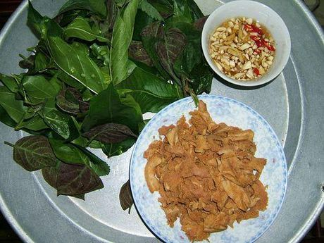 Ngon chay nuoc mieng thit lon muoi chua vung mien - Anh 5