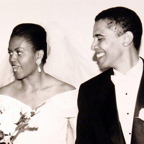 Obama gui thong diep ngot ngao toi vo nhan dip 24 nam ngay cuoi - Anh 4