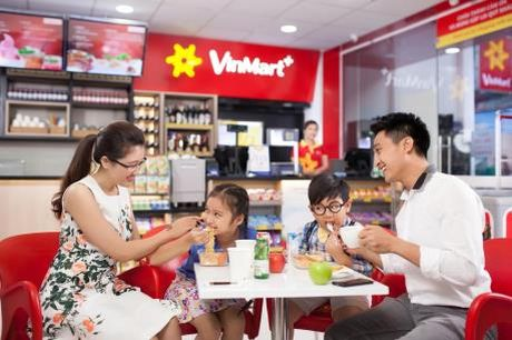 VinMart+ se cham moc 1.000 cua hang vao cuoi nam 2016 - Anh 1