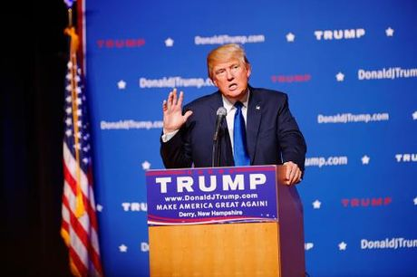 Bau cu My 2016: Them cao buoc sai pham tai chinh nham vao ung cu vien Donald Trump - Anh 1
