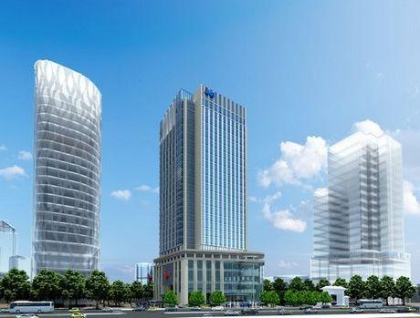 Delta trung thau thi cong du an MB Grand Tower - Anh 1