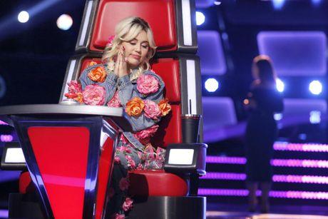 Miley Cyrus va ke hoach 4 buoc 'chien va thang' tai The Voice US - Anh 6
