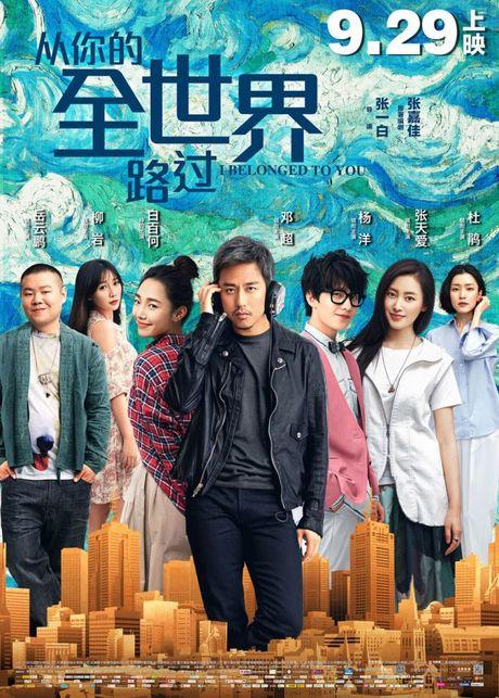 Trieu Le Dinh chan dong canh hon, Duong Duong khong goi dau vi vai dien - Anh 5