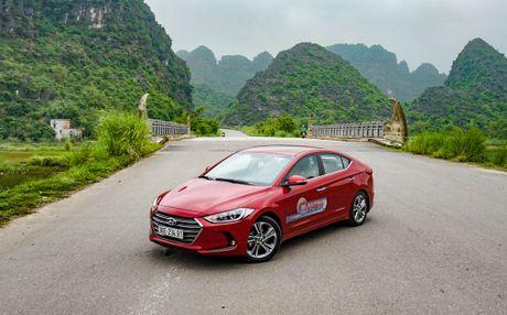 Hyundai Elantra 2016 phieu tren hanh trinh tim ve co do Hoa Lu - Anh 1