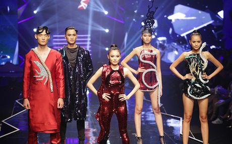Vietnam Next Top Model: Pha bo moi gioi han, nhung... - Anh 2