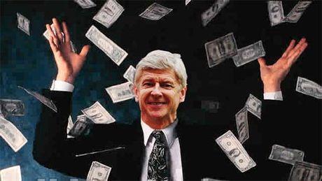 Bang chung cho thay Arsenal la 'ga nha giau keo kiet' - Anh 1