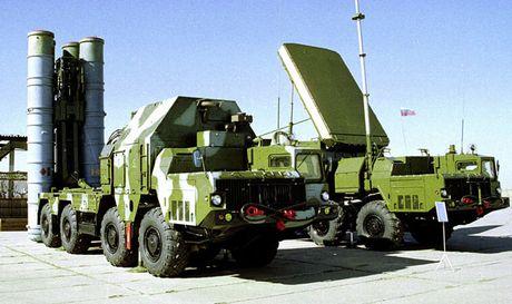 My to Nga trien khai 'sat thu phong khong' S-300 o Syria - Anh 1