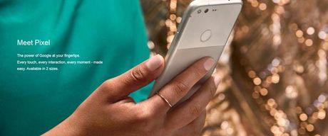 Bo doi smartphone cua Google lo dien truoc ngay ra mat - Anh 1