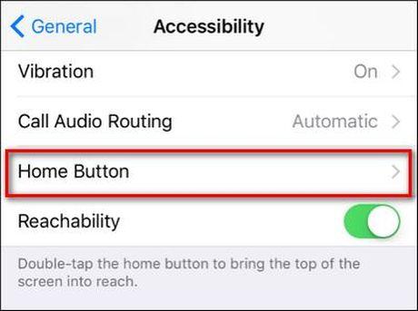 Cach mo khoa nhanh nut Home tren iOS 10 - Anh 2