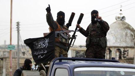 Lanh dao cap cao cua phe doi lap Syria thiet mang - Anh 1