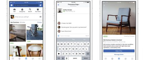 Facebook mo cho do cu cho nguoi dung tren di dong - Anh 1