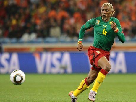 Bong da the gioi cau nguyen cho huyen thoai nguoi Cameroon - Anh 1