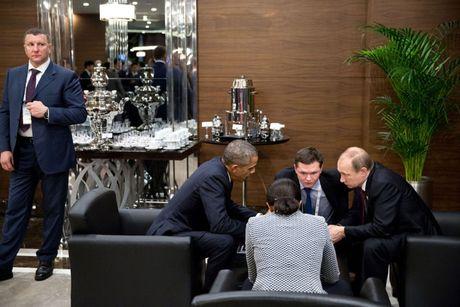 Nhung khoanh khac hau truong cua Obama suot 8 nam qua - Anh 11