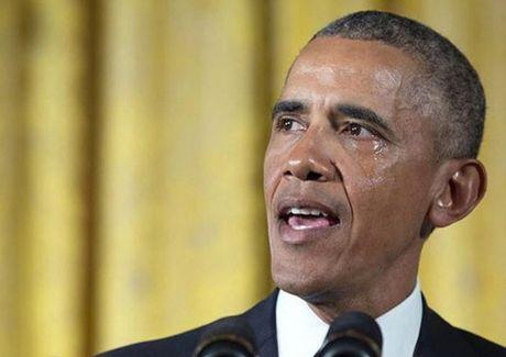 Nhung khoanh khac hau truong cua Obama suot 8 nam qua - Anh 12