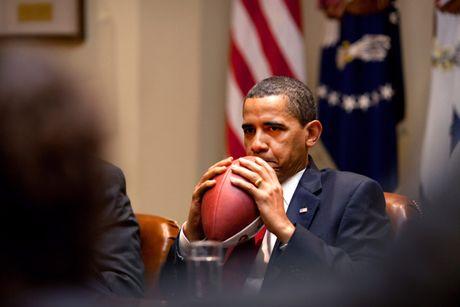 Nhung khoanh khac hau truong cua Obama suot 8 nam qua - Anh 3
