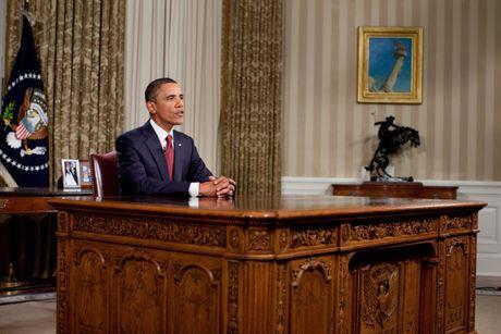 Nhung khoanh khac hau truong cua Obama suot 8 nam qua - Anh 7