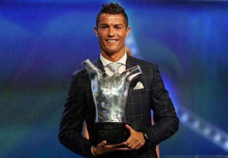 Doi y, Xavi khen Ronaldo hay nhat the gioi - Anh 1