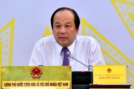 Nguoi phat ngon Chinh phu: Nang tuoi huu la xu the tat yeu - Anh 1