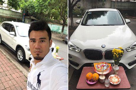 Chia tay Thao Trang, Thanh Binh 'len doi' xe hop bac ty - Anh 1