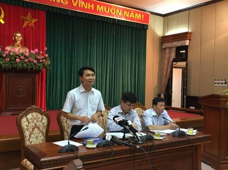 Hoang Xuan Vinh tu choi nhan de cu Cong dan Thu do - Anh 1