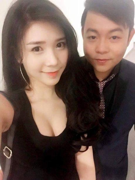 Chia tay ban gai tin don, Quang Le lai tim nguoi tinh moi - Anh 3
