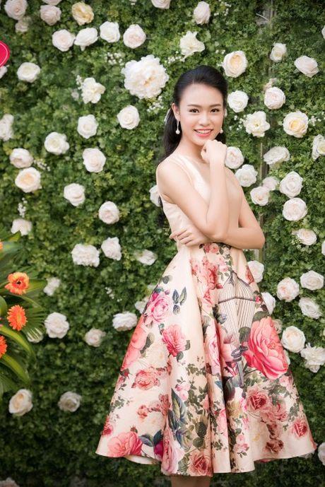 Hoa hau Ngoc Han 'tu van' giup cac sao mac dep - Anh 3