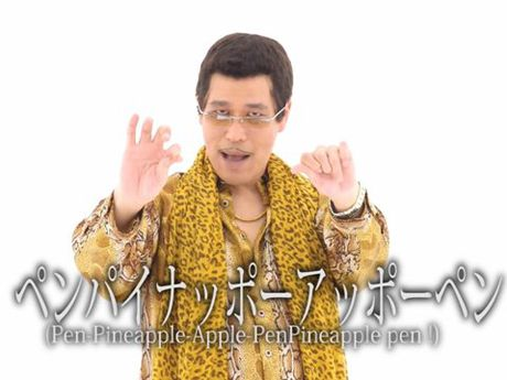 But dua, Tao but, Gangnam Style va toan bo 5 ca khuc 'ngo ngan' nhung gay nghien - Anh 1