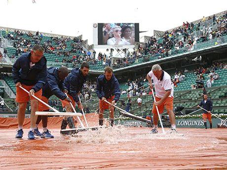 Tennis ngay 4/10: Ly Hoang Nam lot Top 700; Roland Garros sap duoc nang cap toan dien - Anh 4