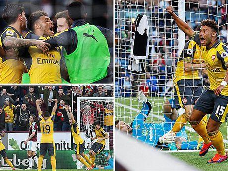 Arsenal: Quan trong la biet... vuot kho - Anh 1