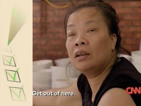 Viet ve 'bun chui' len CNN, nha bao Truong Anh Ngoc 'an chui' - Anh 2