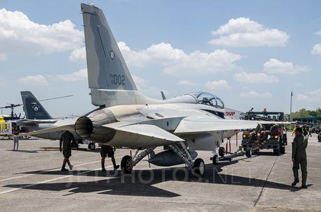 Suc manh tiem kich FA-50 Philippines dinh mua them tu Han Quoc - Anh 2