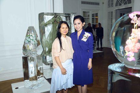 Tram Nguyen hoi ngo hai chan dai Viet o Paris Fashion Week - Anh 9