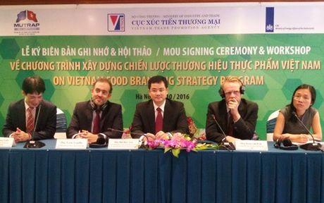 Nong san, thuc pham Viet Nam thua thiet vi thuong hieu 'mo nhat' - Anh 1