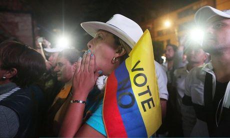 Colombia va FARC hop tai Cuba sau that bai o trung cau dan y - Anh 1