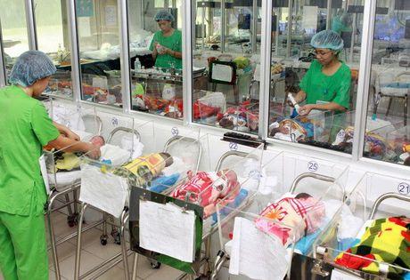 Ha Noi: Ty le sinh va sinh con thu ba dang co xu huong giam - Anh 1