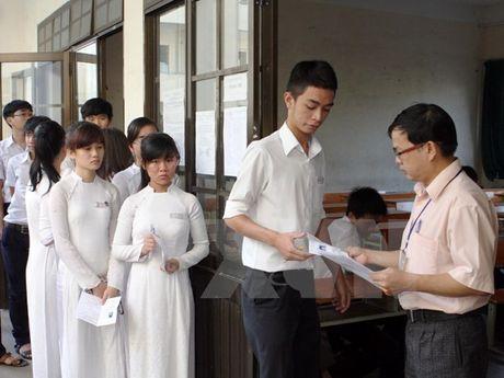 Bo Giao duc tu choi de xuat thi THPT rieng cua Thanh pho Ho Chi Minh - Anh 1