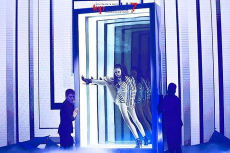 BGK khong boc phat chon quan quan Next Top Model - Anh 2