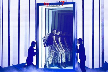 BGK khong boc phat chon quan quan Next Top Model - Anh 3