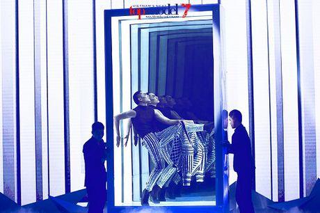 BGK khong boc phat chon quan quan Next Top Model - Anh 4